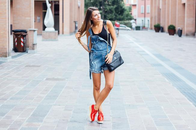 Salopette Jeans12
