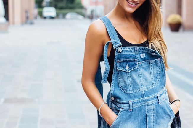 Salopette Jeans7