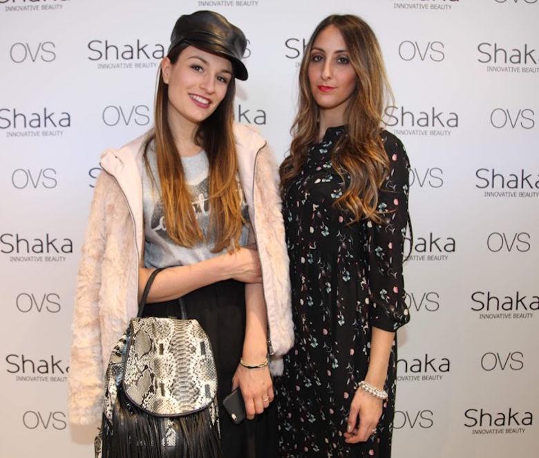 OVS SHAKA Carlotta Rubaltelli ed Elisa Taviti