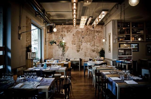 7 posti dove mangiare a roma style and trouble for Mangiare tipico a roma