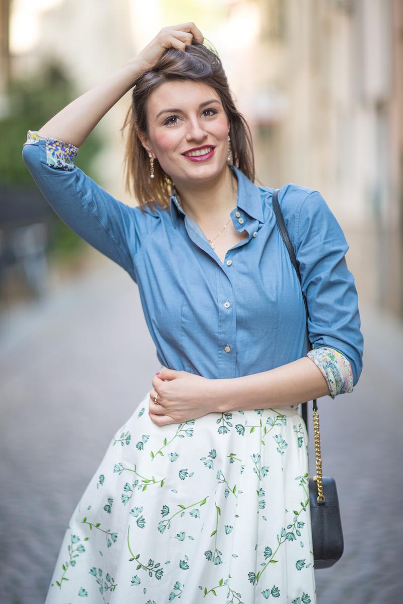 outfit blogger gioielli TOUS