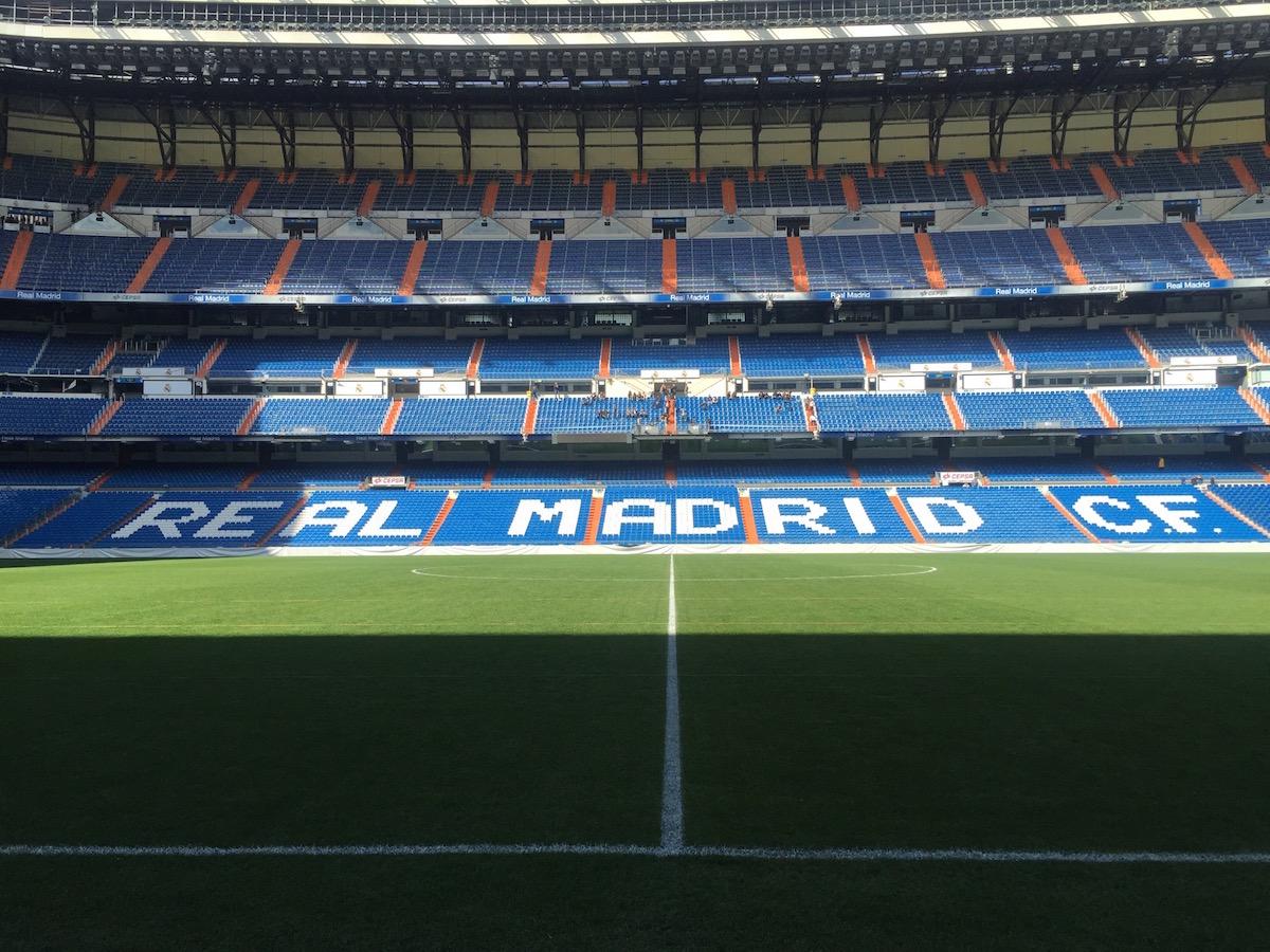 Guida Madrid - Stadio Santiago Bernabeu