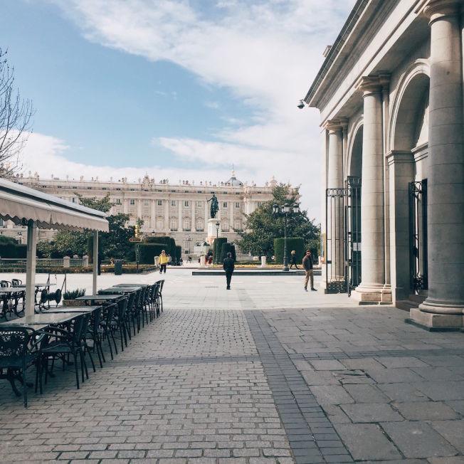 Guida Madrid - Palazzo Reale