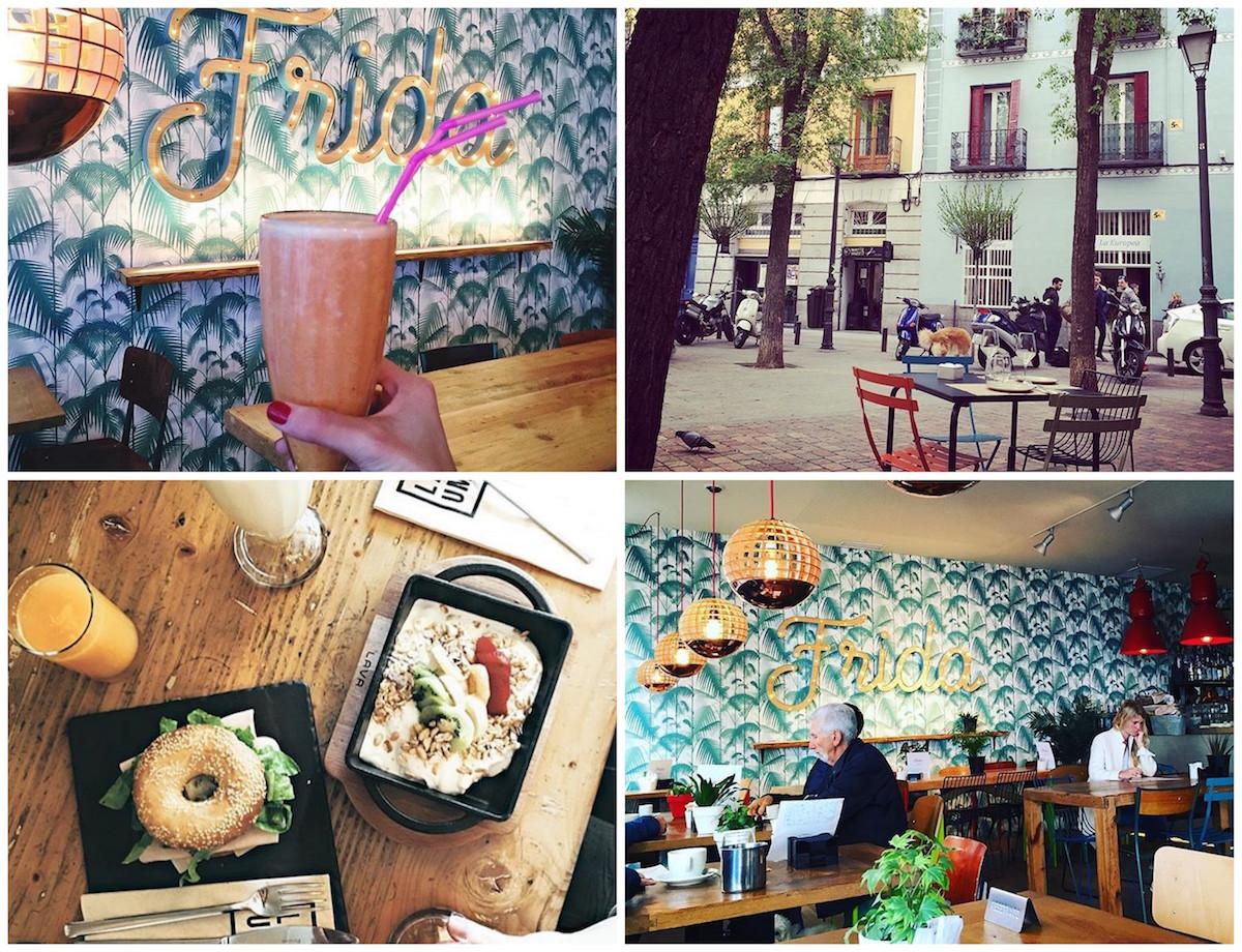 Guida Madrid - Dove Mangiare - Ristorante Frida