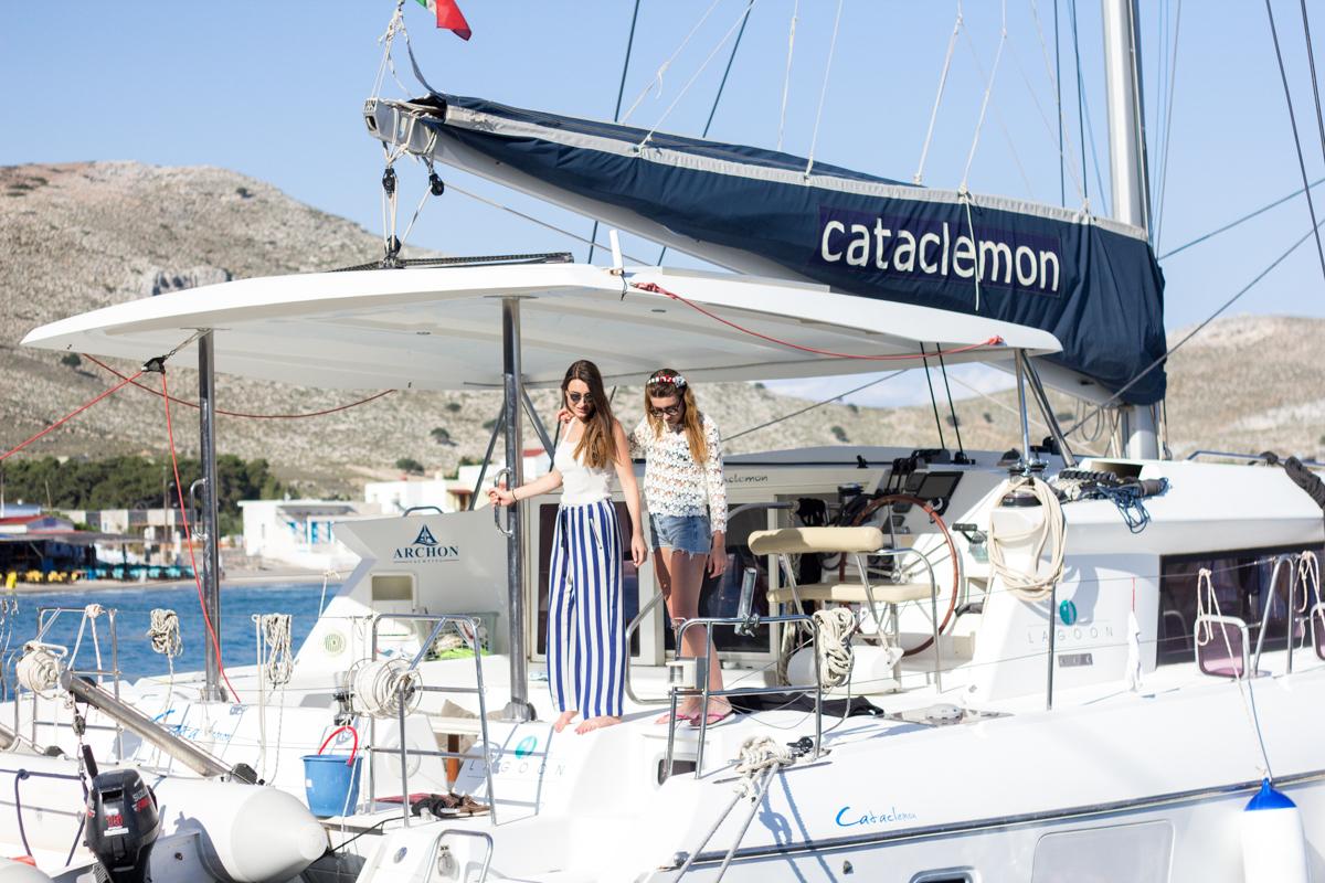 Catamarano Cataclemon-52