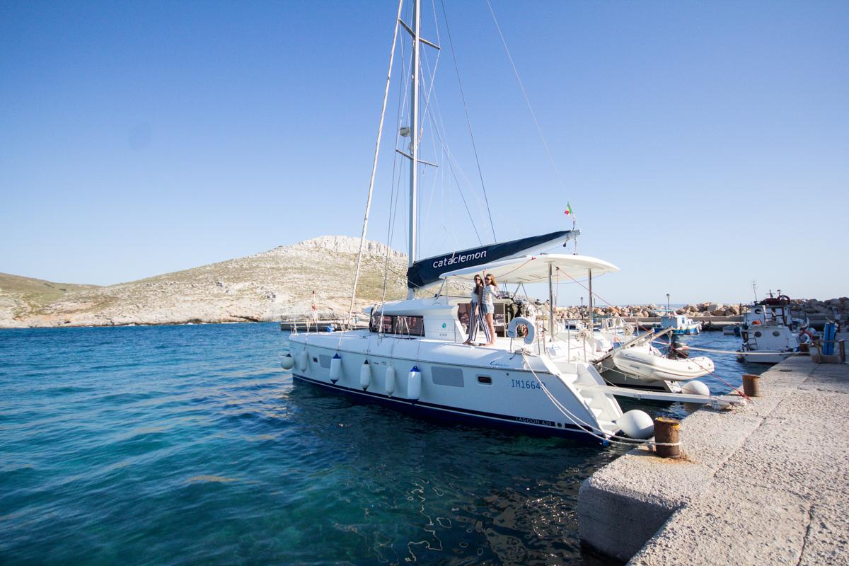 Catamarano Cataclemon-55
