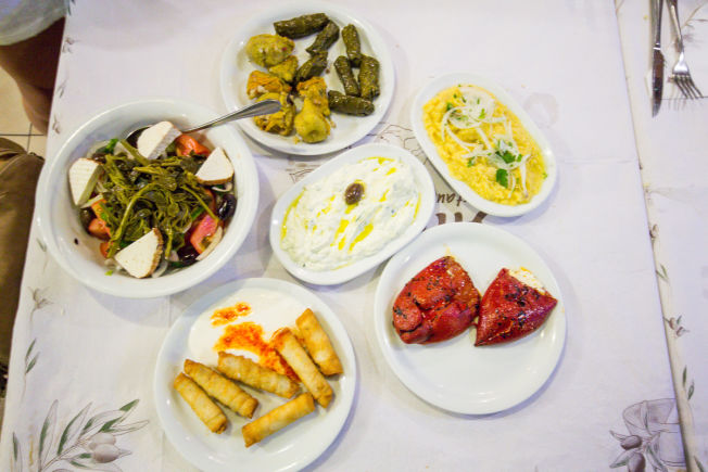 cibo greco-3