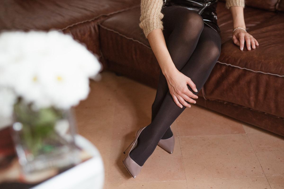 scarpe esclusive design senza tempo vari stili Goldenpoint Beauty Effect: i collant che si prendono cura ...