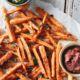 carote stick al forno